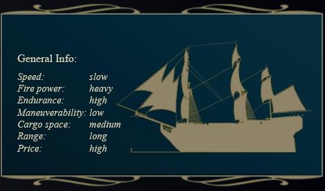 Легкий Линейный корабль